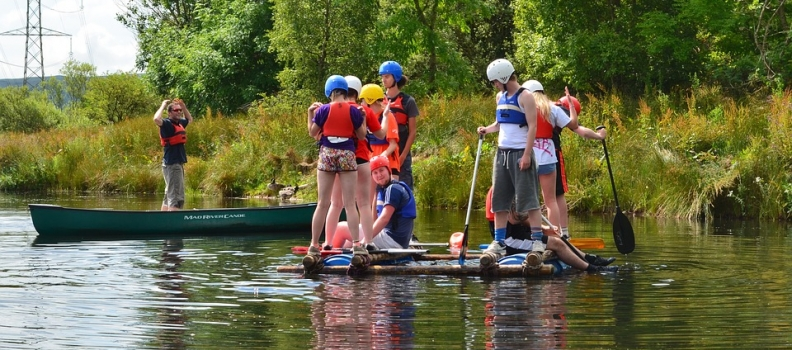 Programa verano: familia, campamento o residencia
